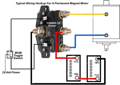 12 24 volt series parallel solenoid switch wiring diagram