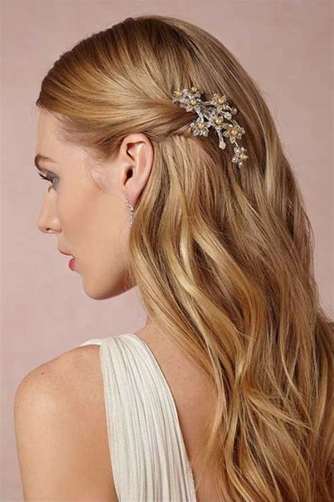 Wedding Hairstyles Let by Best 25 Wedding Hairstyles Ideas On