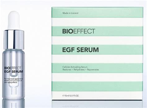 Serum Vir bioeffect egf serum za pomlajevanje in nego ko緇e obraza