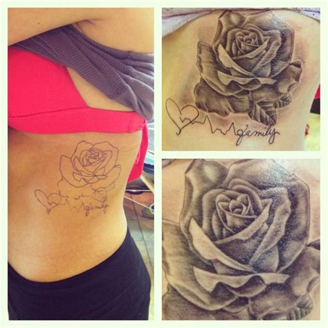 family rose tattoo 48 curated ideas by dzwaan family alex