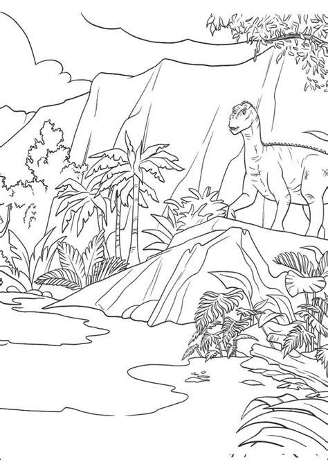 dinozavri pobarvanke