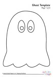 pin ghost template on