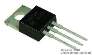 darlington transistor hfe 2n6388g on semiconductor bipolar bjt single transistor darlington npn 80 v 65 w 10 a