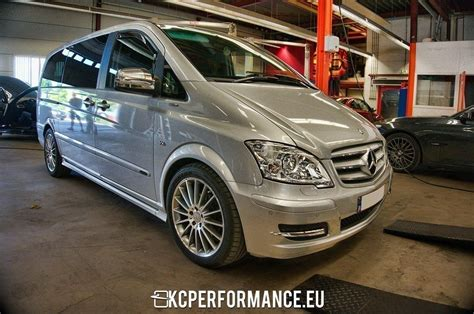 mercedes  viano cdi edition  project tuning upgrade id en