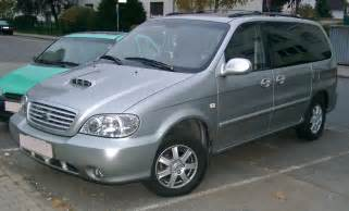 Kia Carnical Kia Carnival History Of Model Photo Gallery And List Of