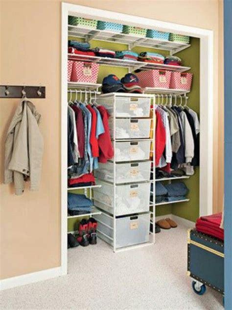 Child Closet Organization Ideas by Organizing Ideas For Closet Organizing Spaces Tips