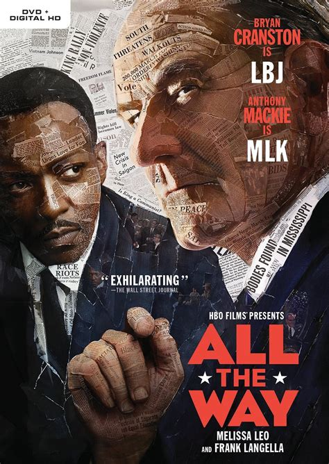 the way of all all the way on lbj now on dvd and blu ray review cleveland com