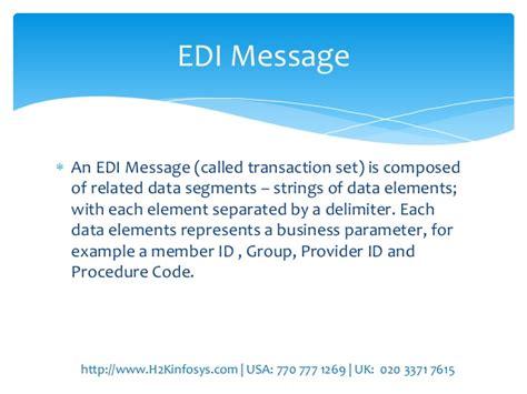 healthcare domain  ba edi transactions health care