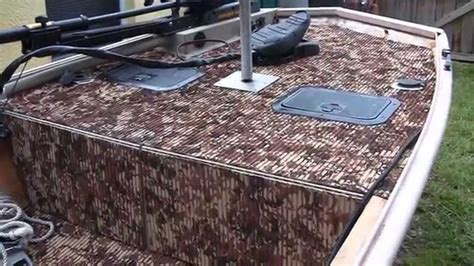 hydro turf boat flooring hydroturf installed in duracraft jon boat gatortrax