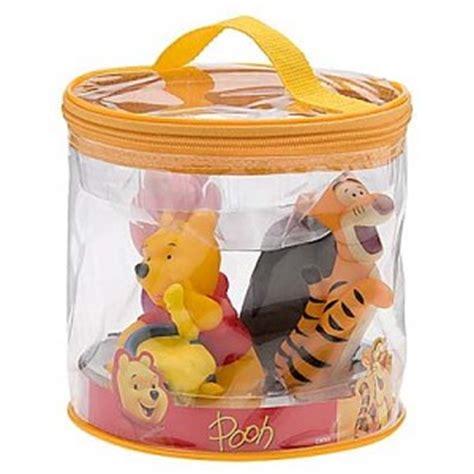 winnie the pooh bathroom set your wdw store disney bath toy set winnie the pooh