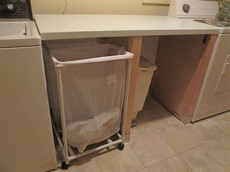 laundry table laundry room folding table rumah minimalis