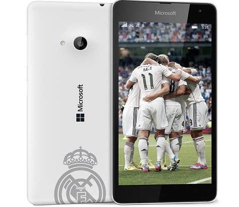 Nokia Lumia Real Madrid Nuevo Microsoft Lumia 535 Dual Sim Edici 243 N Especial Real Madrid