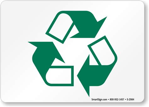 printable recycle label free recycling signs customize download print