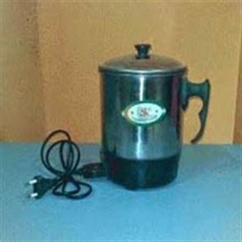 Teko Listrik Dengan Pengaturan Suhu alat pemanas air minum listrik