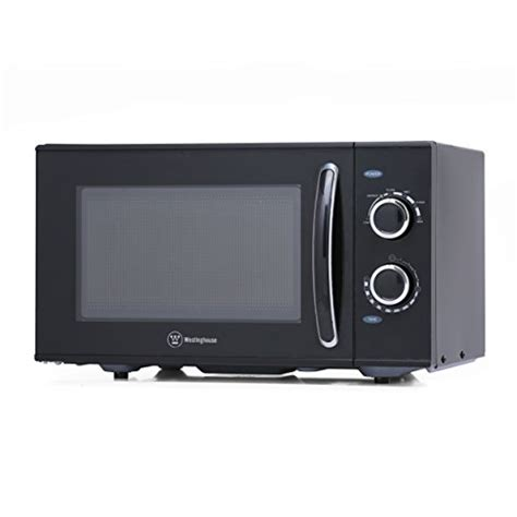 westinghouse 0 6 cu ft counter top microwave in black from u s a westinghouse wcm660w 600 watt counter top