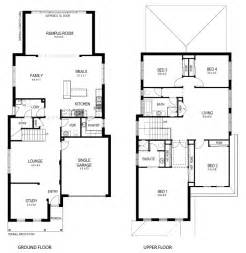 House Designs And Floor Plans Narrow Block Single Story House Plans For Narrow Blocks Escortsea