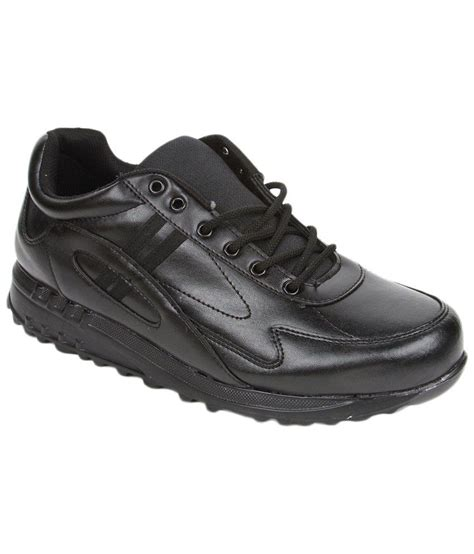 liberty 10 black sports shoes price in india buy