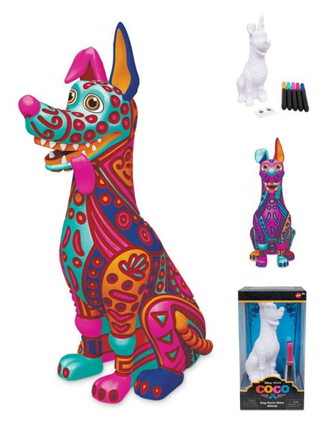 coco dante 9 fun facts about alebrijes with coco s pepita dante