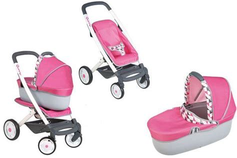 Maxi 3in1 Set smoby quinny 3in1 trendy poppenwagen nl