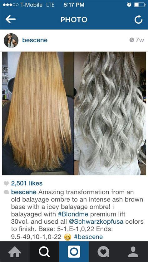 grey hair color formula grey hair trend color formula for wella grey hair trend