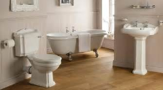 traditional edwardian style bathroom suite roll