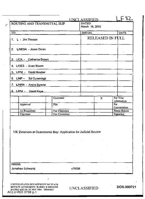template transmittal document template