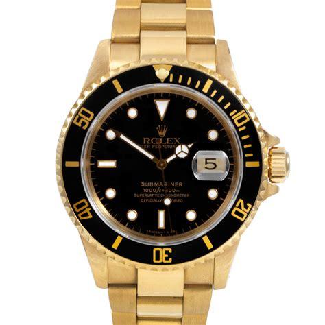 Rolex Villenia Gold Coulor Fashion Diskon rolex submariner 18k yellow gold c 1990 s vintage rolex touch of modern
