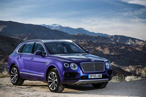 2016 Bentley Bentayga Review Gtspirit