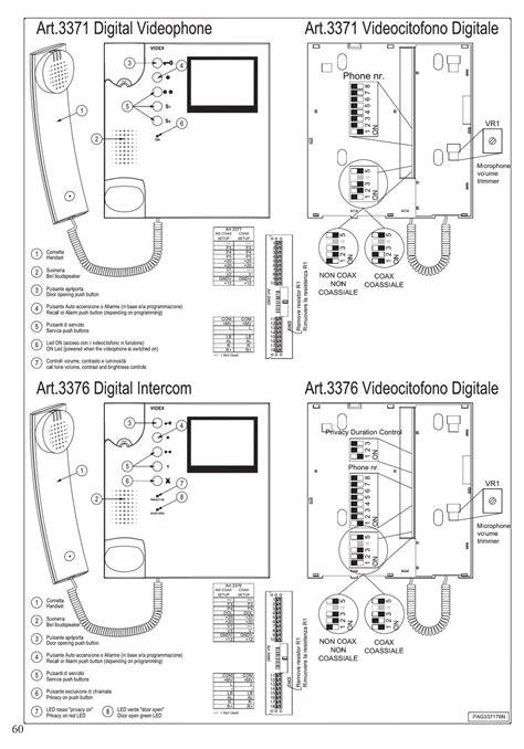 videx  wiring diagram wiring diagram