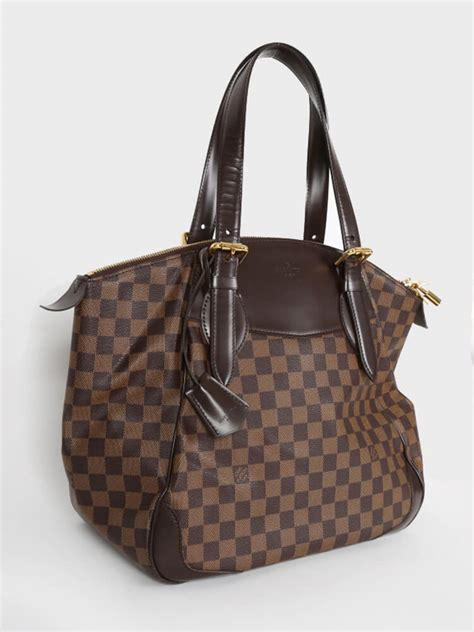 Ultra Exclusive Bags From Louis Vuitton by Louis Vuitton Verona Gm Damier Ebene Canvas Luxury Bags