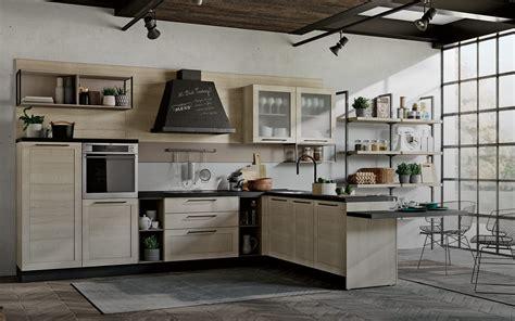 cucine con penisola pensarecasa il bello di arredare cucine con penisola