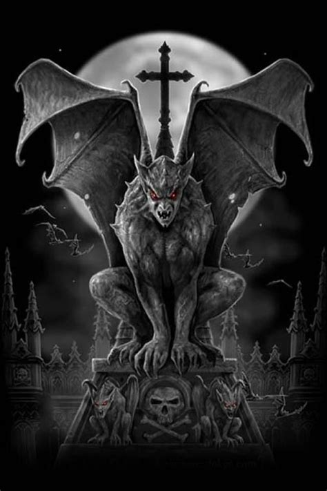 Download Gothic Iphone Wallpaper Gallery