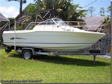 used boat trailers for sale clearwater fl 2001 clearwater center console pontooncats