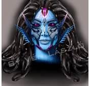Transformers 5  Quintessa Head Concept Art By Lazlow007