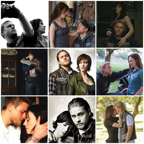 charlie hunnam and maggie siff relationship jax and tara sons of anarchy charlie hunnam maggie siff