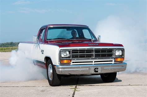 1985 dodge truck 1985 dodge ram cummins d001 development truck photo