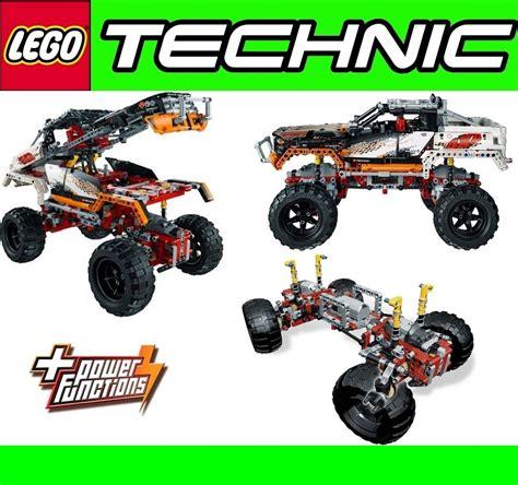 Lego Technic Remote 4x4 Crawler Jeep 9398 Todoterreno Jeep Lego Technic Gratis X9 Pilas Duracell