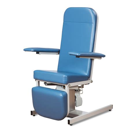 reclinable chair reclining power blood draw chair marketlab inc