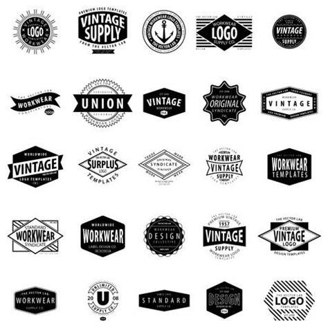 adobe illustrator logo template logo templates vintage workwear
