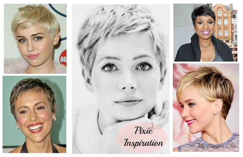 pixie hair styles for chemo patients pixie inspiration w watermark my cancer chic