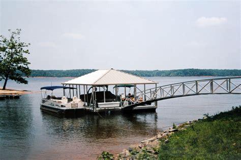 aluminum boat docks aluminum boat docks buggs island dock service
