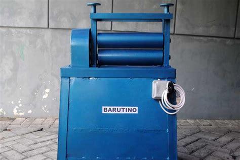 desain layout kapasitas produksi mesin untuk membuat sandal hotel barutino sandal