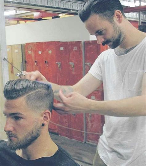 9 best boys haircuts images on pinterest barbers black 179 best images about combover fades and beards on