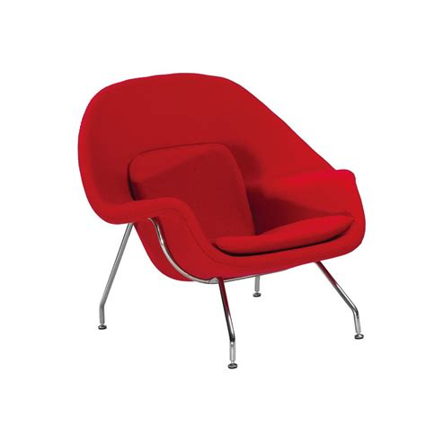 Womb Chair Reproduction by Replica Eero Saarinen Womb Chair