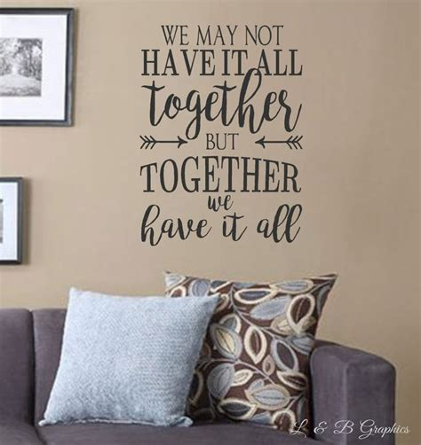 bedroom wall quotes pinterest vinyl wall quotes decals for bedroom decor home art