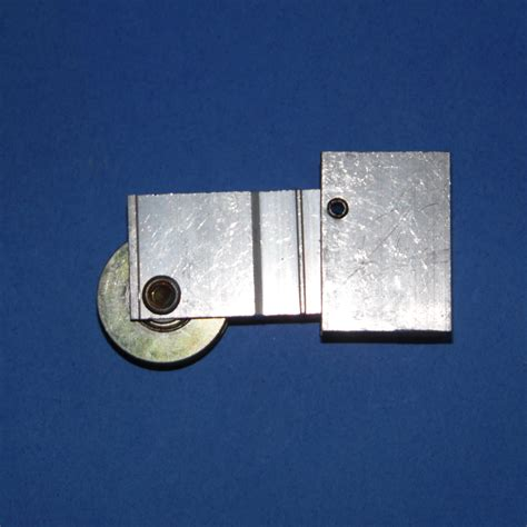 Patio Door Roller Replacement Parts by Peachtree Patio Door Roller 9 231 Steel 1 1 4 Quot Wheel