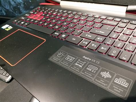 Keyboard Laptop Acer Malaysia acer malaysia reveals gaming laptop aspire vx15 for rm4399 and other gaming devices lineup