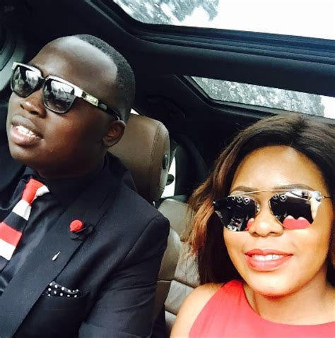 thina zungu gospel singer thinah zungu blesses himself with a brand