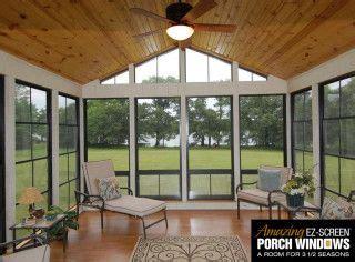 photo gallery amazing ez screen porch windows porch