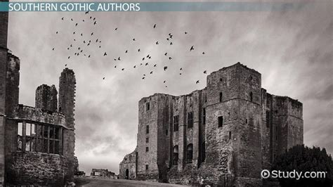 themes of american gothic literature southern gothic literature definition characteristics